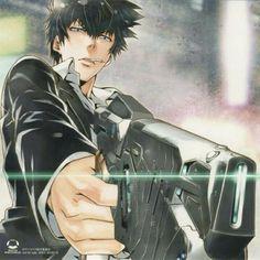 Shinya Kougami / Psycho Pass