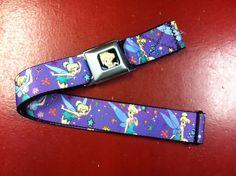 Tinkerbell Seat Belt Belt