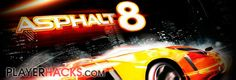 Asphalt 8 Airborne Hack Android, iOS and Windows Phone Cheats