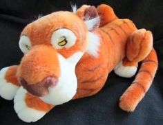 Disney Store the Jungle Book Large Big Shere Khan Tiger Plush Stuffed Animal Soft Toy 18 Rare -- Want to know more, click on the image.