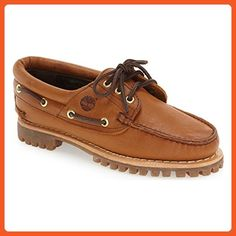 ef0c6cc16ba Timberland Women s Heritage Noreen 3 Eye Handsewn Penny Loafer