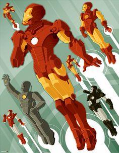 Iron Men.