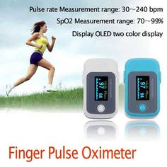 18.86$  Watch now - http://aliftr.shopchina.info/go.php?t=32629618720 - Finger Pulse Oximeter Fingertip Blood Oxygen SpO2 PR Heart Rate Monitor  #aliexpressideas