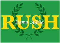 Sigma Alpha Recruitment Creations by Elle (Gamma ch.)