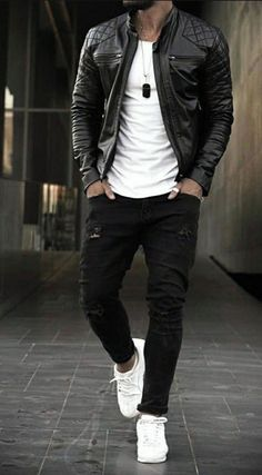 Mens Casual Dress Outfits, Stylish Mens Outfits, Street Style Outfits Men, Cool Outfits For Men, Summer Outfits, Mens Fashion Suits, Swag Fashion, Color Fashion, Fashion Tips