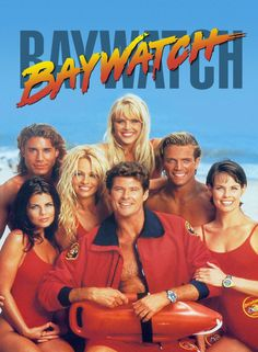 The Hoff in Baywatch Movies And Series, Movies And Tv Shows, Dwayne Johnson, Baywatch Poster, Baywatch Tv Show, Baywatch 2017, Yasmine Bleeth, Mejores Series Tv, Drame