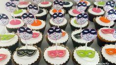 Cupcake Máscars