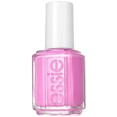 essie Nail Polish (£6.11) ❤ liked on Polyvore featuring beauty products, nail care, nail polish, pink, essie nail color, essie nail polish ve essie