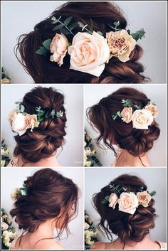 33 Bride's Favourite Wedding Hairstyles For Long Hair ❤ From soft ...