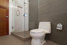 mid-century modern remodel: top five favorite features mid-century bathroom remodel Mid Century Modern Bathroom, Modern Bathroom Tile, Modern Shower, Mid Century Modern Design, Bathroom Ideas, Master Bathroom, Design Bathroom, Lodge Bathroom, Condo Bathroom