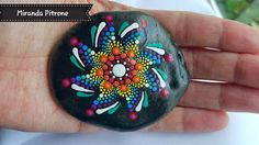 Check out this item in my Etsy shop https://www.etsy.com/listing/543970676/firework-mandala-stone-painted-rocks