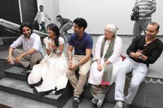 Zaid Ali Khan, Simer Motiani, Navdip Singh, Nafisa Ali and Bajrangbali Singh #Khwaabb #daretodream #khwaabbteam #movie #Sports   #bollywood