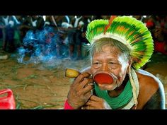 National Geographic Live! - Martin Schoeller: Kayapo Warrior Tribe