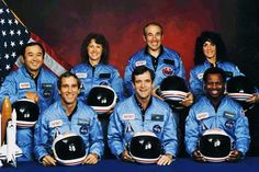 Today we remember the 7 crew members killed in the space shuttle Challenger explosion...Jan 28 1986