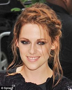 KRISTEN STEWART RED HAIR - Google Search
