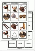 Lotto Slaginstrumenten Instruments, Drama, Dramas, Drama Theater, Musical Instruments, Tools