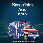 Keep Calm and EMS