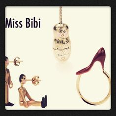 Miss Bibi Jewellery Composition