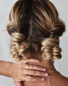 braided + stacked // LILI CLASPE