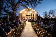 Southern Oaks Plantation New Orleans -Ceremony & Reception