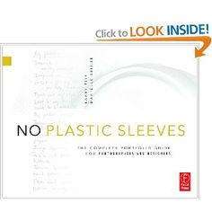 No Plastic Sleeves - The complete Portfolio Guide for Photographers and Designers. $22.14