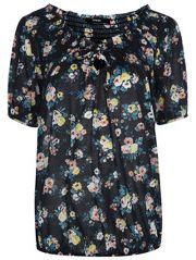 Floral Print Blouse £8