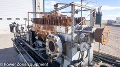Used Ingersoll Rand 6x13DAH-8 Horizontal Multi-Stage Centrifugal Pump For Sale - Stock No 59487