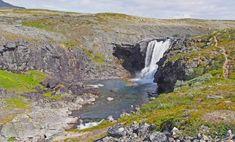 Ensikertalainen Käsivarren erämaassa   Matkablogi Matkasto Live Nature Pictures, Waterfall, Hiking, Live, Tofu, Outdoor, Finland, Walks, Outdoors