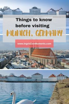 Useful things to know before visiting Munich | Tips and Tricks Munich | Beergardens Munich | Useful tips to have in mind in Munich, Germany