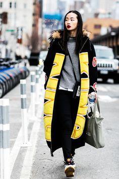 Harajuku fashion, new york fashion, fashion week, fashion mode, korean fash New York Fashion, La Fashion Week, Fashion Mode, Tokyo Fashion, Harajuku Fashion, Look Fashion, Trendy Fashion, Fashion Trends, Fashion Design