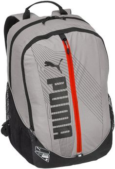 0b96de4704 Puma Deck Red Casual Backpack (7216702)  Amazon.in  Luggage   Bags