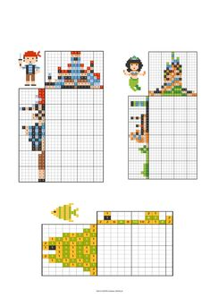 Math Patterns, Busy Boxes, Super Mom, My Teacher, Diy For Kids, Pixel Art, Homeschool, Classroom, Coding