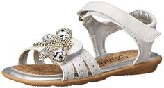 Jumping Jacks Dragonfly Ankle-Strap Sandal (Toddler/Little Kid/Big Kid) -- Check this awesome image  : Girls sandals