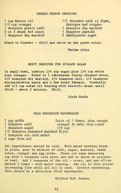 Keys to the kitchen Retro Recipes, Old Recipes, Vintage Recipes, Cookbook Recipes, Great Recipes, Cooking Recipes, Favorite Recipes, Healthy Recipes, Vintage Food
