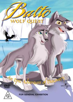Balto 2 - Wolf Quest <3 <3 <3 <3 This and TLK are the only movies who have GREAT sequels!
