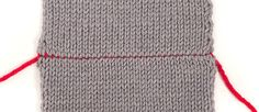 Connecting knitted parts – part knitting together and binding off together – Best Knitting 2020 Bind Off, Knitted Headband, Longarm Quilting, Easy Knitting, Helpful Hints, Knit Crochet, Quilts, Blog, Sewing