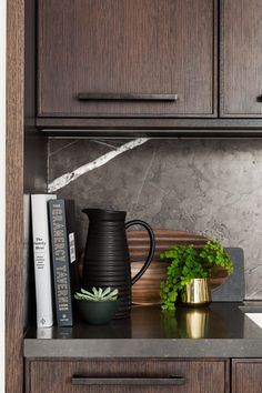 BACKSPLASH- Concrete The Merchandise Building Loft | Design*Sponge #LGLimitlessDesign & #Contest