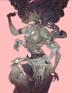 Coey: Gem Temple Steven Universe Print by CoeyAndShy on Etsy