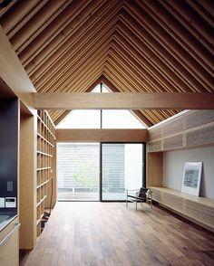 Satisfyingly symmetrical ✨ designed by Apollo Architects  via @dezeen