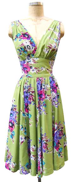 Trashy Diva. Want.  (wish it was cotton instead of rayon) #dress #trashydiva