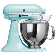 Kitchen Aid Kjøkkenmaskin Isblå