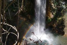 Twin Rainbows at Tiger Falls