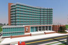 minecraft hospital - Google Search