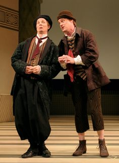 Scapin -- American Conservatory Theater by Moliere; Adapted by Bill Irwin and Mark O'Donnell.