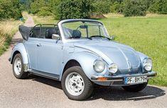Vw Coccinelle Cabriolet, Vw Cabrio, Vw Beetle Convertible, Big Wheel, Muscle Cars, Volkswagen Beetles, Vw Bugs, Drones, Art