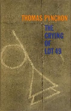 Crying of Lot 49 by Thomas Pynchon. Ok, I'll try Pynchon again.