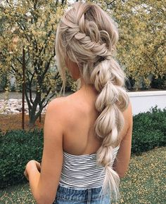 Summer Vibes It,s Awesome Hairstyles Ideas 2019 - beautiful hairstyle!!! <3