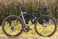 Ritte Cycles:  Limited Stainless Disc Snob in Stock