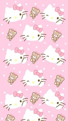 Hello Kitty and like OMG! get some yourself some pawtastic adorable cat apparel! Tap the link for an awesome selection cat and kitten products for your feline companion! Sanrio Hello Kitty, Hello Kitty Fotos, Hello Kitty Imagenes, Hello Kitty Themes, Sanrio Wallpaper, Kawaii Wallpaper, Cartoon Wallpaper, Hello Kitty Pictures, Kitty Images