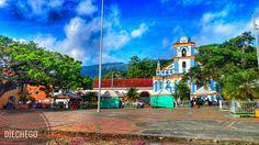 Parque Principal Quipile